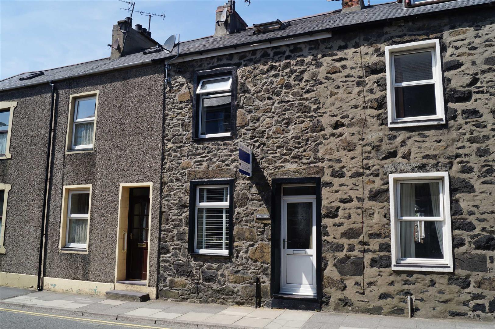 New Street, Pwllheli, Pwllheli - £118,500